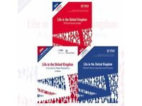 Life in UK test 3 books