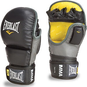 Everlast mma striking gloves Kingston Kingston Area image 2