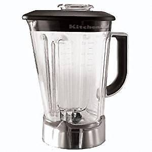 Looking for a kitchen aid blender working or not working.