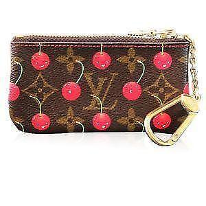 Louis Vuitton Cherry Wallets