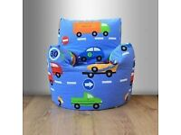 Large cars beanbag chair brand new