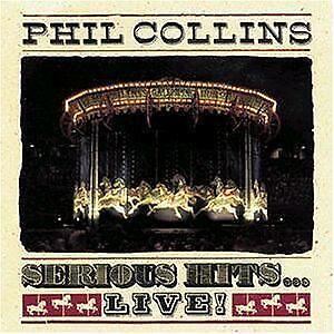 Phil Collins Serious Hits Live Ebay