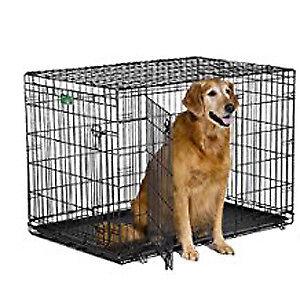 Cage pour chien (neuve)
