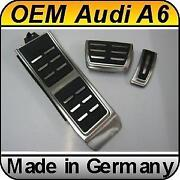 Audi RS6 Pedals