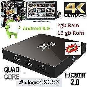 androidTv Boxes from 59.99 /zoomtak/X96/QPlus 3 Gigs/T95U Pro