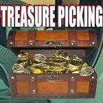 Treasure Picking