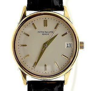 Patek Philippe Calatrava Automatic Watches