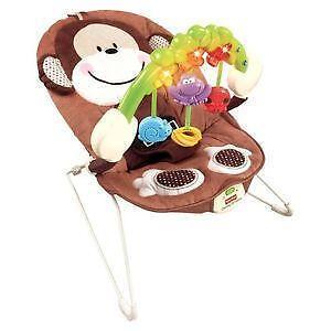 Fisher Price Monkey Bouncer Ebay