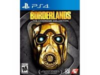 Borderlands The Handsome Collection PS4 NEW AND SEALED!!