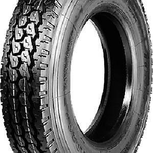 ALL NEW 11R 22.5 SEMI/TRANSPORT TRUCK TIRES DRIVE, STEER & TRAIL