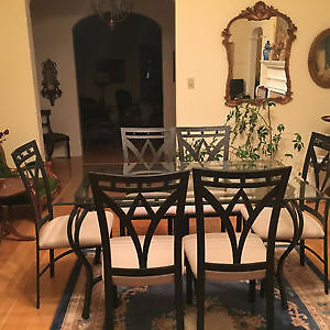 Wrought Iron Buy Or Sell Dining Table Amp Sets In Ottawa