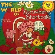 Strawberry Shortcake Record