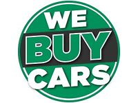 **CARS BOUGHT FOR CASH SAME DAY PAYMENT** audi vw vauxhall ford hyundai saab renault fiat citroen