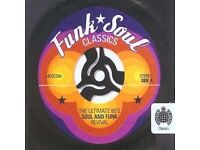 DJS WANTED FOR LEADING LONDON AGENCY - SOUL AND FUNK