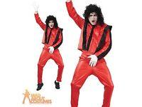 Michael Jackson fancy dress outfit