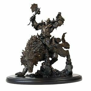 World of Warcraft's Tenth-Anniversary Orc Rider Statue