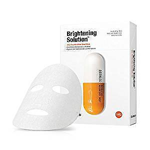 Dr Jart+ Brightening Solution Mask Korea made KAYY'S COLLECTION