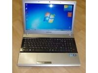 """SAMSUNG RV515, 15.6"""" HDMI, INTEL CORE I3, 500GB HDD, WEBCAM, IN EXCELLENT WORKING ORDER"""