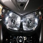 Motorcycle Headlight Protectors
