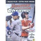 2012 Bowman Chrome Baseball Case