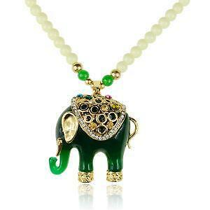 Jade elephant ebay jade elephant pendant aloadofball Gallery
