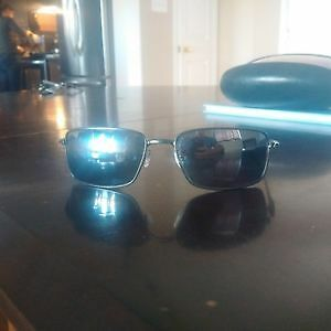 Oakley Square Wire Polarized lenses Kitchener / Waterloo Kitchener Area image 2