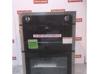90cm gas double built under new world oven #5734