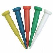 Long Plastic Golf Tees