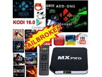 Need your tv box fully loaded with kodi?