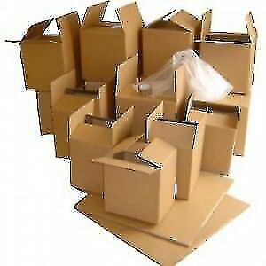Boxes and Moving Supplies