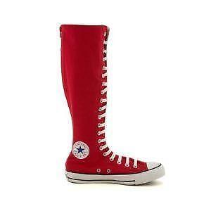 8219837408ff Knee High Converse  Clothing