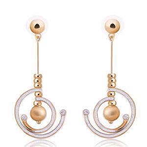Gold Chandelier Earrings | eBay