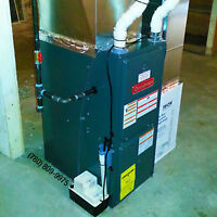 ENERGY STAR Furnaces, Garage Heaters & More - We Do Repairs Too!