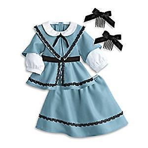 American Girl Addy School Outfit