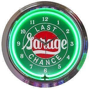 lighted clocks