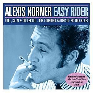 Easy Rider von Alexis Korner (2014), Neu OVP, 2 CD