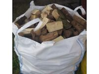 QUALITY LOGS & KINDLING FREE LOCAL DELIVERY £26