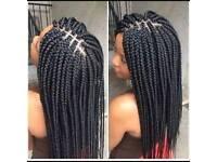 African hairdresser( African braids)(no men)