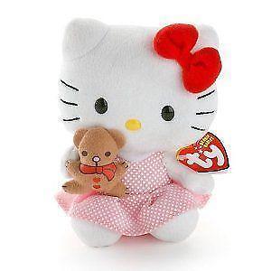 Hello Kitty Teddy Bear Ebay