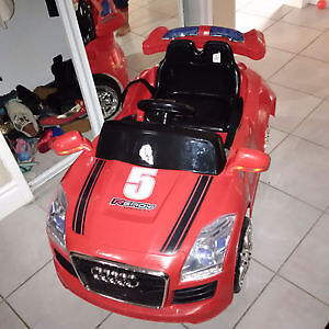 Kids ride on Car Motor cycle limited quantity $150 - to $250