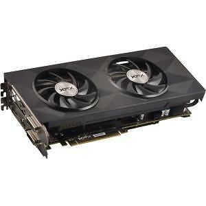 XFX RADEON R9 390X 8GB Dual Dissipation Core Edition Video Card