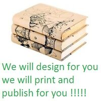 Why not? Print Your First Book and Sell Worldwide!
