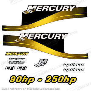 Mercury-Custom-Color-Yellow-Decal-Kit-90-115-125-135-140-150-175-200-225-250