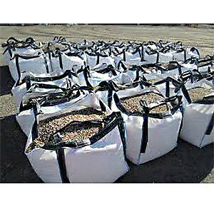 ★★★Big Bulk Bag of Soils, Mulch, & Rock | Free Delivery | Red De