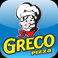 Greco Pizza Bathurst Currently Looking For Delivery Driver.