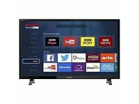 Sharp LC-40CFG3021KF 40 Inch Full HD LED Smart TV with Freeview Play