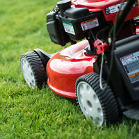 AVAILABLE TO MOW LAWN $25