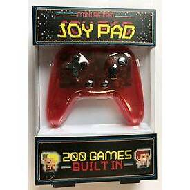 Mini Joypad With 200 Built In Games