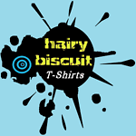 Hairy-Biscuit T shirts