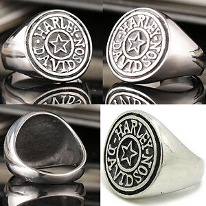 Mens Harley Ring sizes 11 + 12.